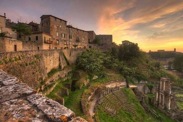 Trip to Volterra - Daily excursion