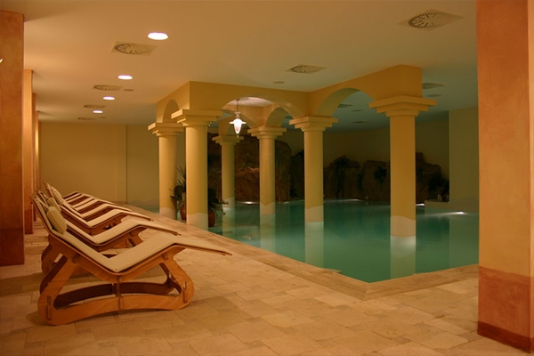 Thermal wellness in Riparbella